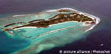 Turismo desenfreado prejudica as Maldivas