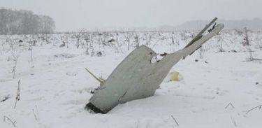 Queda do avião AN-148 não deixou sobreviventes
