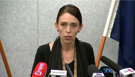 NOVA ZELÂNDIA PRIMEIRa MINISTRa JACINDA ARDERN