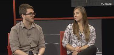 Vinie Mattos e Aline Dahmer no Viralizando