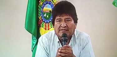 BOLIVIA-ELECTION_MORALES_RESIGNATION