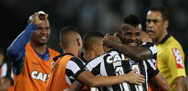 Botafogo 2 X 0 Santos