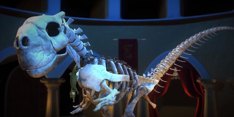 Fóssil apresenta a série Passado da Hora