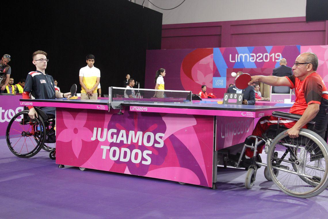 Jogos Parapanamericanos lima 2019
