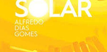 """CD """"Solar"""", de Alfredo Dias"""