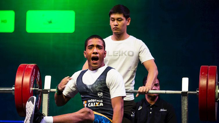 Lucas Manoel é campeão mundial júnior pela segunda vez seguida