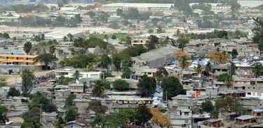 Haiti (Arquivo/Agência Brasil)