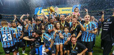 Grêmio campeão gaúcho