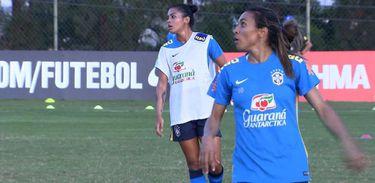 Em 2019 Marta se tornou a maior artilheira em Copas do Mundo, com 17 gols
