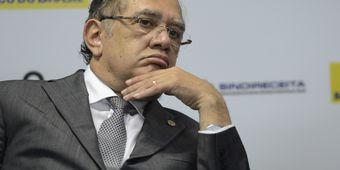 Brasília - O ministro do STF, Gilmar Mendes, participa do 3º Seminário Internacional de Direito Administrativo e Administração Pública