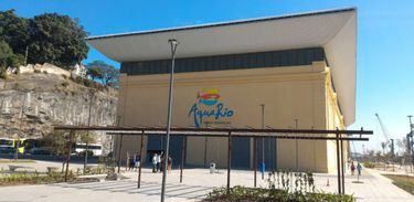 AquaRio no Porto Maravilha