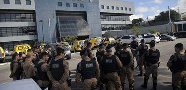 Superintendência da Polícia Federal em Curitiba
