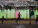 Crianças brincam na comunidade de ribeirinhos de São Lourenço  (Marcelo Camargo/Agência Brasil)