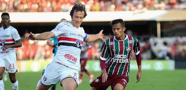 São Paulo 1 X 1 Fluminense