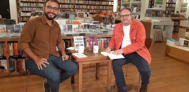Trilha de Letras recebe o escritor e jornalista Thales Guaracy