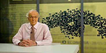 TV Brasil presta tributo ao jornalista Alberto Dines
