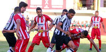 Vila Nova-MG 1 X 0 Atlético-MG