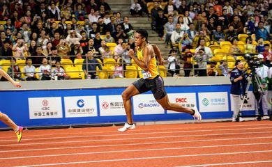 Aldemir Júnior é campeão da prova dos 200m nos 7º Jogos Mundiais Militares!
