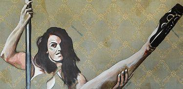 Lígia Teixeira apresenta exposição #Divas não pedem perdão