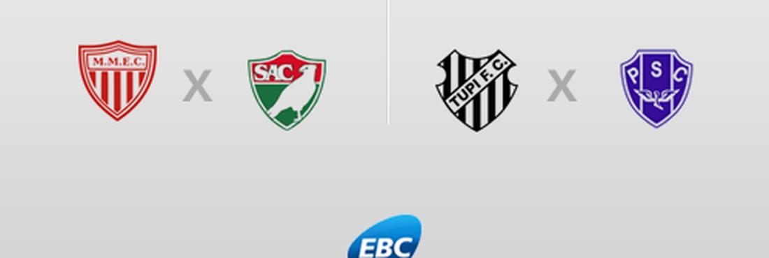 Fortaleza e Macaé, Mogi Mirim e Salgueiro, CRB e Madureira e Tupi e Paysandu se enfrentam nas quartas de final da Série C, em busca de uma vaga nas semifinais e na Série B de 2015