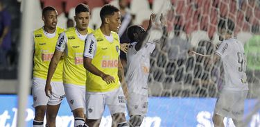 Vasco 1 x 2 Atlético-MG