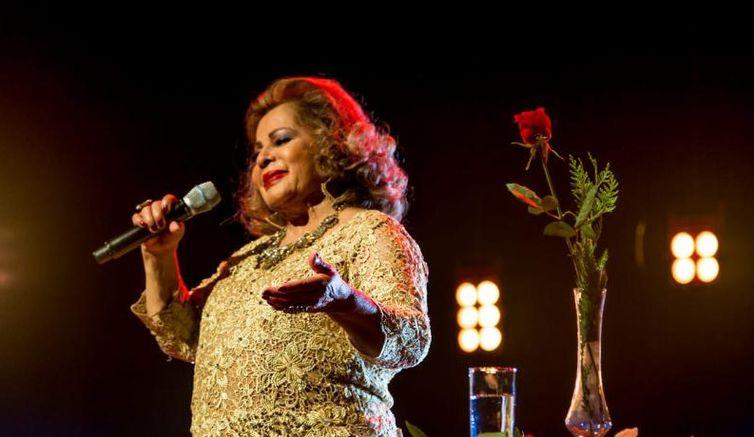 A cantora Ã'ngela Maria