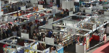 """Feira do Livro de Brasília chega à 32ª edição, com o tema """"Meu mestre, meu livro"""""""