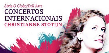 Christianne Stotijn no Concertos Internacionais Dell'Arte