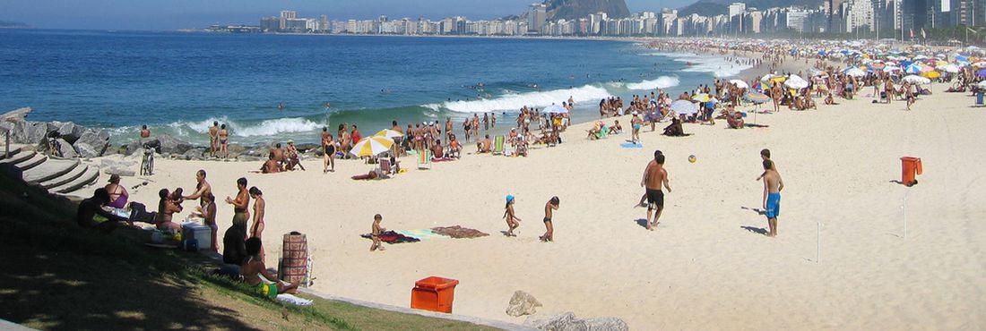 Praia de Copacabana, RJ