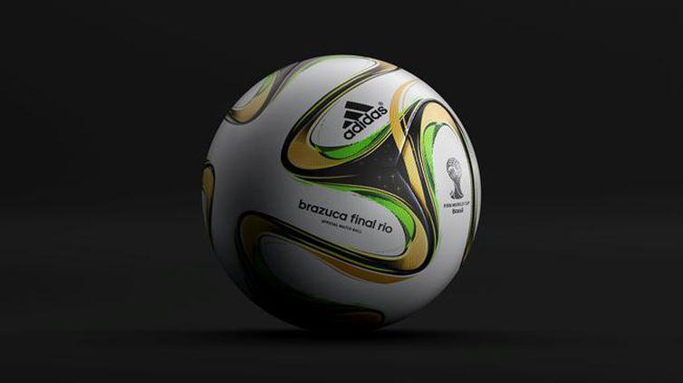 Fifa divulga imagens da Brazuca Final Rio 6553baf2a0b27