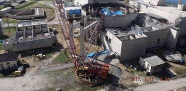Obras da Usina nuclear de Angra 3