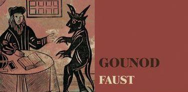 Capa do CD da ópera Fausto, de Gounod