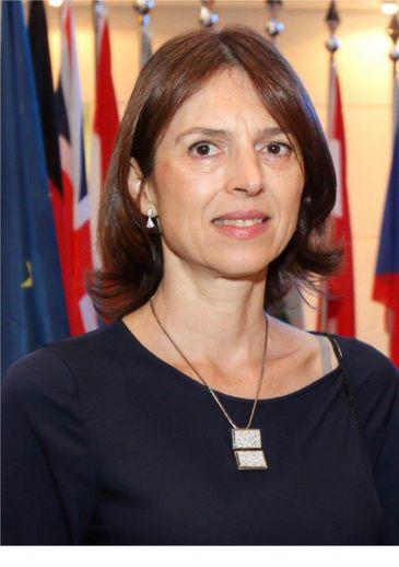 Cláudia Gintersdorfer,Encarregada de Negócios União Europeia