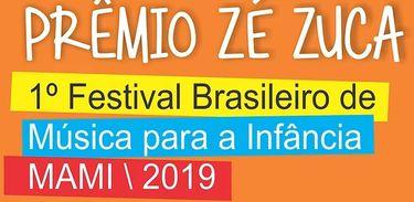 Prêmio Zé Zuca - festival de música brasileira para a infância