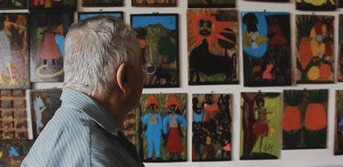 J. Borges é o xilogravurista brasileiro maisreconhecido no mundo