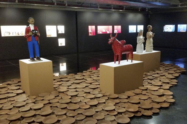 """Museu Casa do Pontal inaugura no Espaço Cultural BNDES a exposição """"Fronteiras da Arte - Criadores Populares"""""""