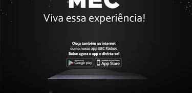 """Rádio MEC lança campanha de final de ano """"Viva essa experiência!"""""""
