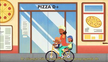 Alimentação em fast food traz riscos a saúde, alerta Inca