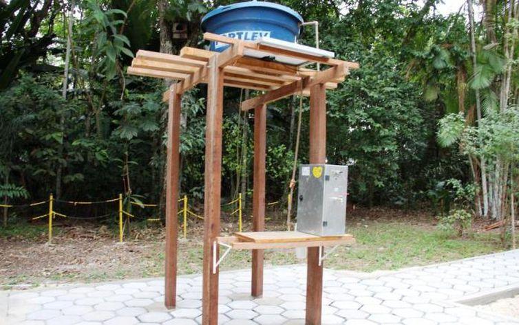 Energia solar levará água potável a comunidade indígena no Amazonas