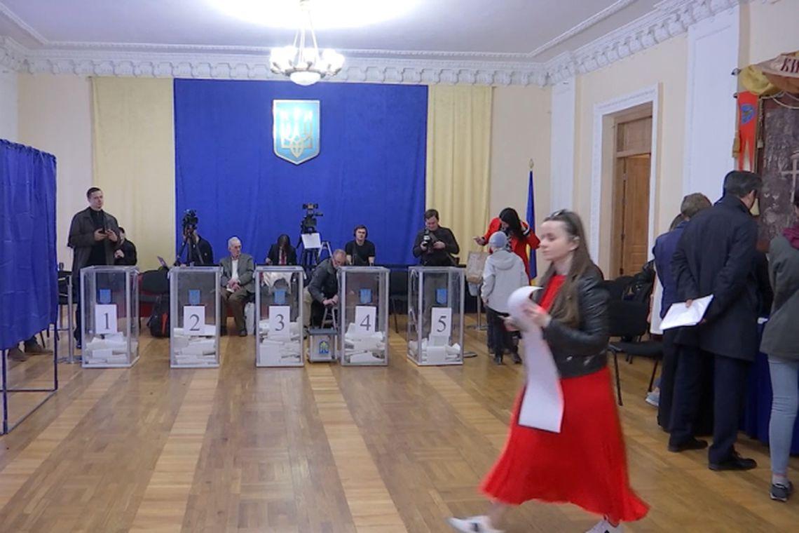 Eleições presidencial na Ucrânia