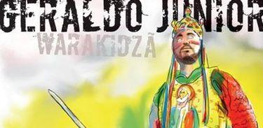 CD WARAKIDZÃ, o novo álbum do cantor, compositor e instrumentista Geraldo Junior