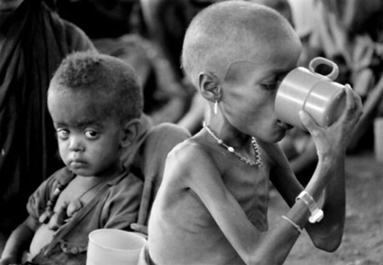Agência da ONU diz que 20 milhões podem morrer de fome na