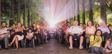 Público em sessão de exibição do Anima Mundi