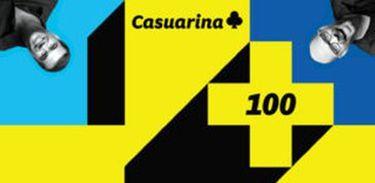 Capa disco Casuarina +100