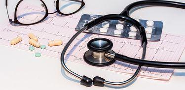 Instrumentos médicos para exames