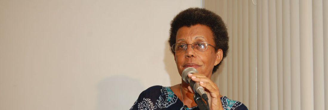 Ana Célia da Silva, professora aposentada da Universidade Federal da Bahia (UFBA)