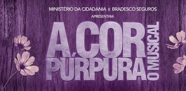 """Tadeu Aguiar dirige mega produção musical """"A Cor Púrpura"""""""