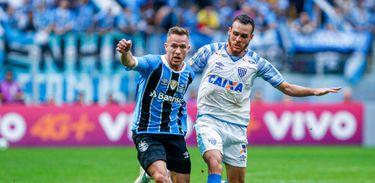 Grêmio 0 X 2 Avaí