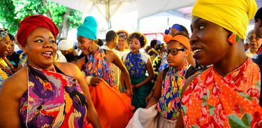 Missa afro em São Paulo comemora o Dia da Consciência Negra