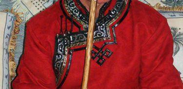 A flauta tsuur